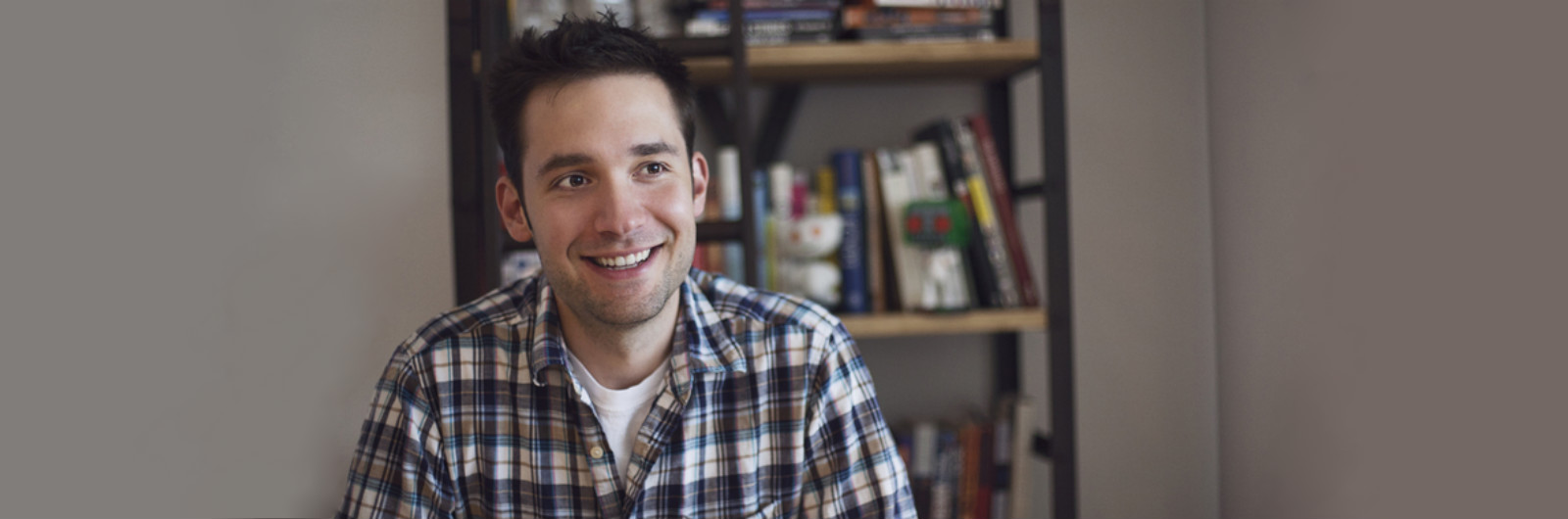 Alexis Ohanian, Founder of Reddit